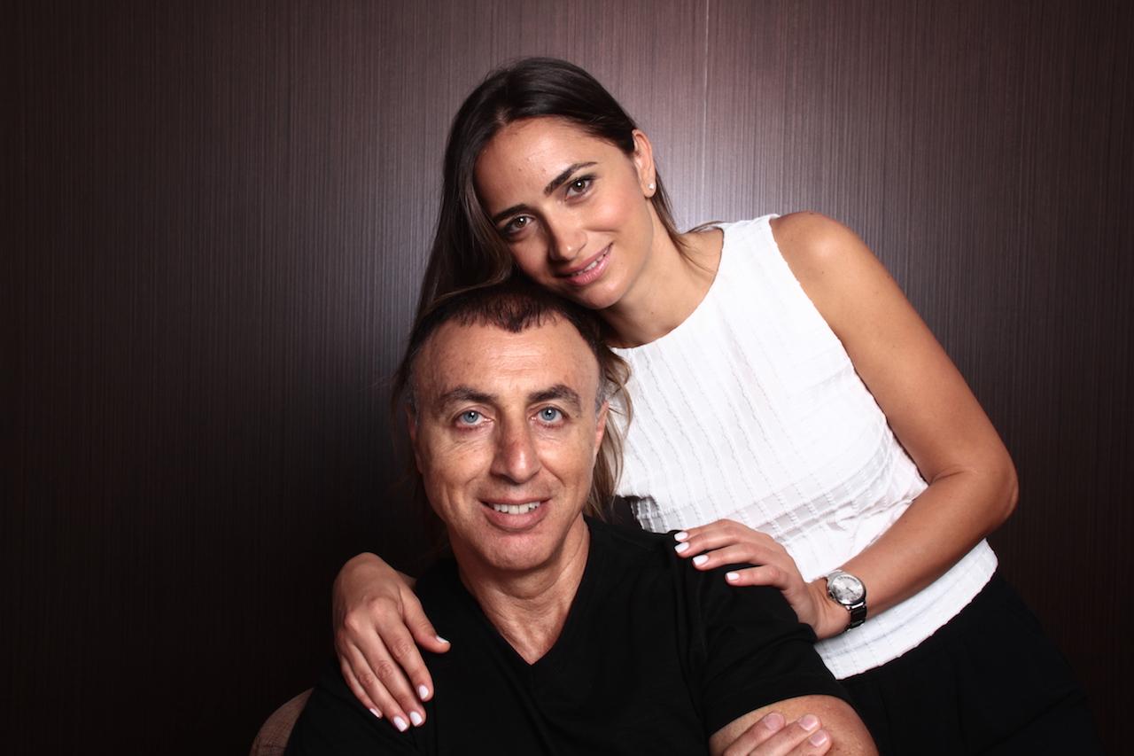 Emad & Marlene Aovida